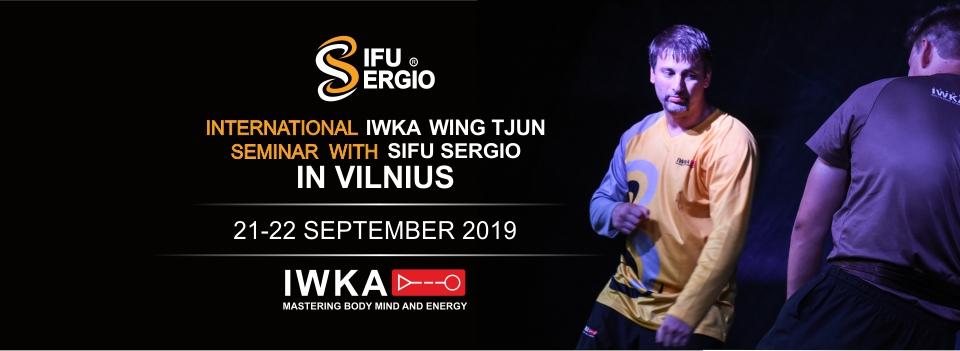IWKA Seminar Vilniuses